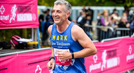 Running For Jane Tomlinson Appeal