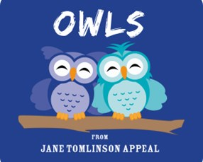 OWLS bereavement service logo